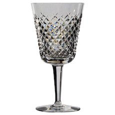 4  Waterford Alana Wine Goblets