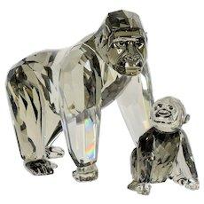 Swarovski 2009 Annual Edition - Gorillas Endangered Wild Life