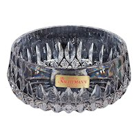 Nachtmann Bleikristall Schale Orion Crystal Bowl with Original Box & Label