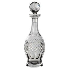 Waterford Colleen Spirit Decanter with Round Stopper