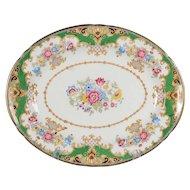 """Shelley Sheraton Platter Pattern # 13290 Approx. 12 1/2"""" x 10"""""""
