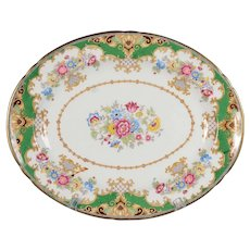 "Shelley Sheraton Platter Pattern # 13290 Approx. 12 1/2"" x 10"""