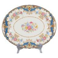 """Shelley Sheraton Platter Pattern # 13291 Approx. 12 5/8"""" x 10"""""""