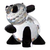 Swarovski Panda with the Original Box