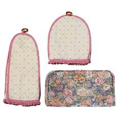 3 Quilted Appliance Covers - Never Used