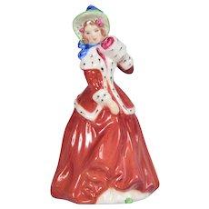 Royal Doulton Figurine - Christmas Morn HN 3212