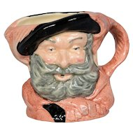 Royal Doulton Small Toby Jug - Falstaff D6519