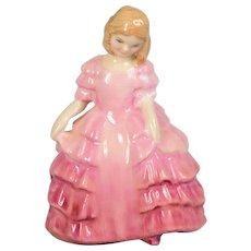 Royal Doulton Figurine Child Classic Rose HN 1368