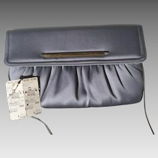 Mid Century Crown Lewis Evening Clutch NWT from Bullocks Wilshire