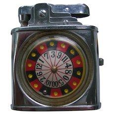 MonteCarlo Roulette Wheel Cigarette Lighter - Nice Piece