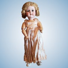 """Antique 14"""" Armand Marseille Character Baby Doll"""