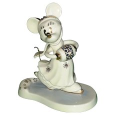 Lenox Disney Showcase Collection Classic Minnie Skater