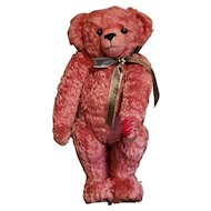 """Gorgeous 20"""" Alpha Farnell replica by Merrythought """"Cranberry"""" LE 65 of 500"""