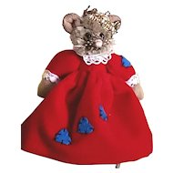 """Deb Canham from The Oz Collection """"Queen of the Field Mice"""" Limited Edition MIB"""