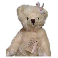 """German Grisly Mohair Teddy Bear """"Sarah"""" LE No. 226 of 999"""