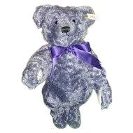 "STEIFF ""Lavender Blue Bear"" EAN 665479 LE No. 3295 of 3500"