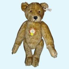 Steiff L. Edition PETSY 1928 Teddy Bear w/Brown Tipped Mohair EAN 407451