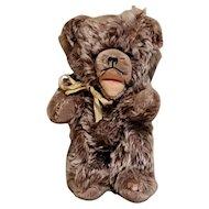 "Vintage Hermann 10"" Zotty Bear"