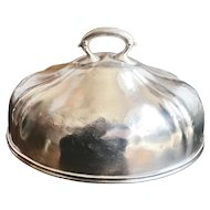 Silver Plated Dome from The Onondaga Hotel in Syracuse