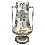1931 Silver Plated Seattle Boat Parade Trophy