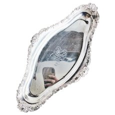 Victorian Era Tiffany & Co Sterling Silver Tray