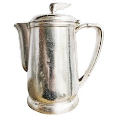 1947 Silver Plated Southern Railway Teapot