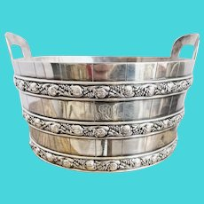 Art Nouveau Tiffany & Co Silver Plated Ice Bucket