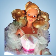 1983 Crystal Barbie Never Out of the Box