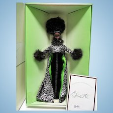 1988 Holiday Barbie Doll Mib Pretty Rare First In Series