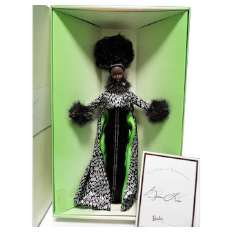 Barbie Byron Lars In The Limelight Runway Series Doll 1996 Never Out of Box