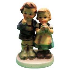 Goebel Figurine We Congratulate #220 Good Condition