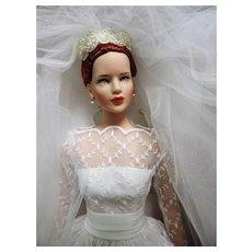 "Robert Tonner Ltd. Edition 20"" Beverly Bride in Original Box-Breathtaker"