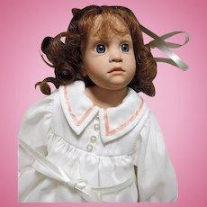 "Hildegard Gunzel 16"" Doll Erica In Or. Box"