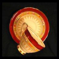 Royal Stafford Cup & Saucer English Bone China