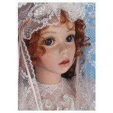 Elke Hutchins Studio Original Art Doll Desiree