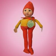 Norah Wellings Little Pixie People Doll