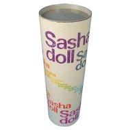 Sasha Doll Tube Vintage