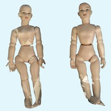 Heidi Ott Doll House Doll Lot  1:12 Scale