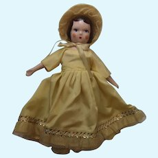 Ruth Gibbs China Doll Vintage