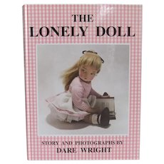 Edith The Lonely Doll by Dare Wright 1998 Limited Edition Book