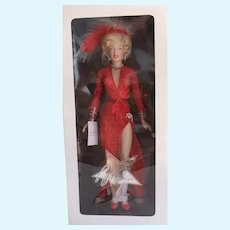 Marilyn Monroe Doll from The Franklin Mint