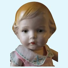 Edwina by Amberg 1928 Composition Doll