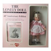 Edith The Lonely Doll by Kids at Heart 40th Anniversary Edition