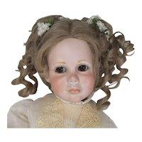 Melinda Artist Doll by Judith Turner