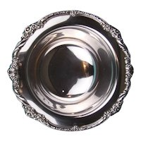 Rogers Bros. Heritage Large Silver Plate Bowl