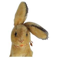Steiff Rabbit Vintage Mohair