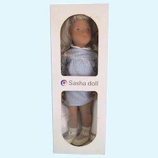 Sasha 107 Sasha Blonde Gingham