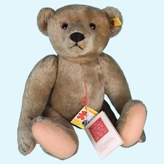 Steiff Golden Mohair Teddy Bear 0155/42