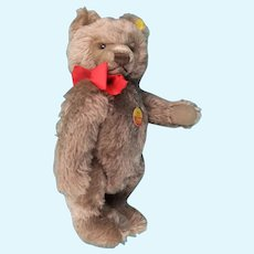 Original Steiff Teddy Bear with Austria Tag