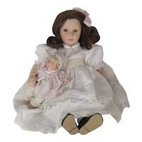 Little Trudy by Dolls by Pauline